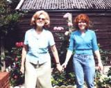Bingo's mum and sister