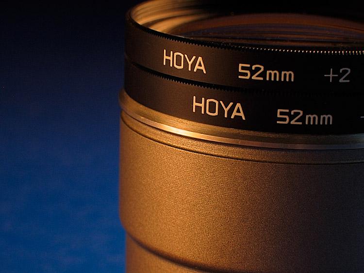 <b>Close Up Lens</b> *