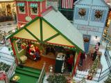 Cool Springs Mall Santa