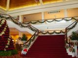 Opryland Hotel Grand Staircase