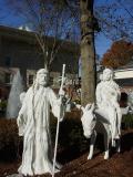 Lifesize Nativity Scene