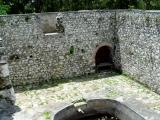 Cistern at Fort Jacques