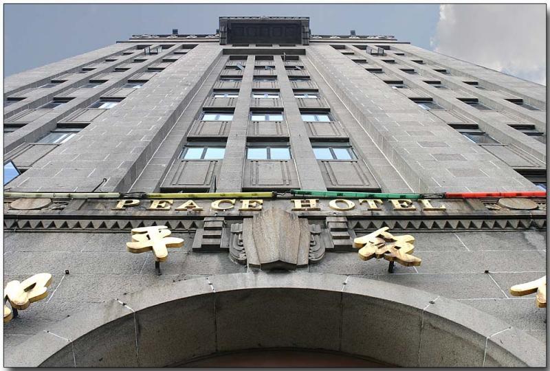 Peace Hotel, Shanghai