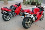 Nick's Ducati 748