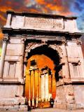 Rome,-Forum