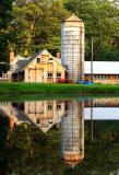 Barn Reflection