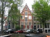 AMSTERDAM NARROW BUILDINGS