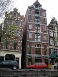 AMSTERDAM NARROW BUILDING