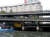AMSTERDAM MULTI-LEVEL BIKE PARKING