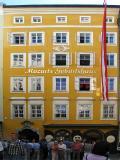 SALZBURG - MOZART BIRTH PLACE