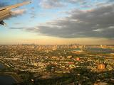 MANHATTAN-NEW YORK ON THE HORIZON