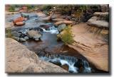 Oak Creek at Slide Rock State Park