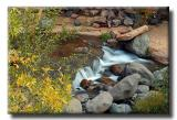 Falls at Slide Rock State Park