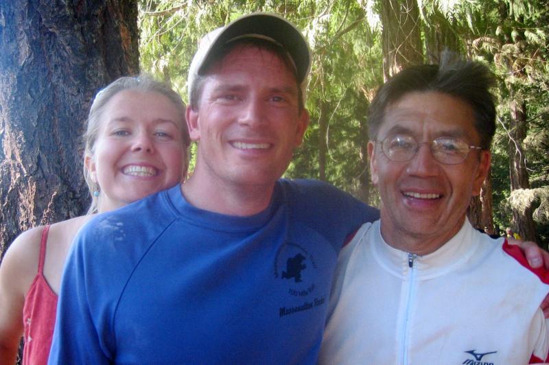 Leah, Charlie Crissman & Don