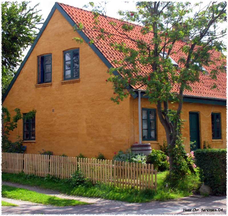 Sct. Jørgensbjerg - Denmark
