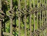 Fence Lines (Metal Challenge)