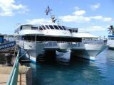 The Navatek Catamaran