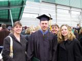 Kerry, Doug, Kristin, and Mom (behind)