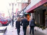 Kristin Doug and Linda, Streets of A-Squared