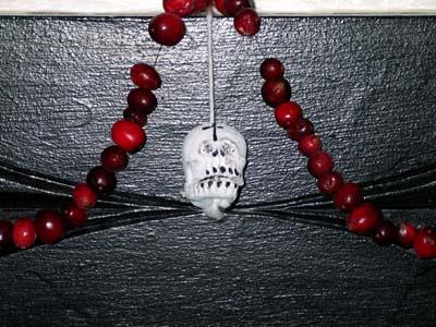 cranberries & skulls