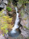 Upper Christine Falls, Mt. Rainier N.P.