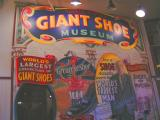 Giant Shoe Museum, Pike Public Market, Seattle
