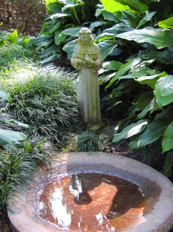 Statue, Bok Tower Gardens