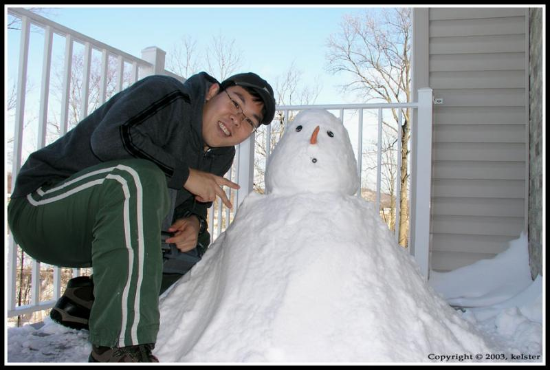 Me & my SnowMan