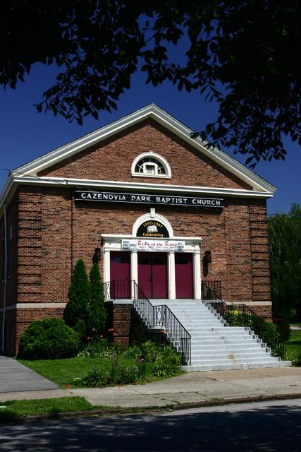 Cazenovia Park Baptist Church