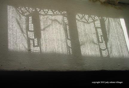 lace shadows, le pouldu
