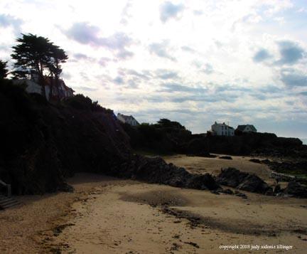beach, le pouldu