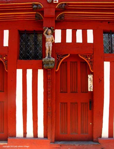 red door, rennes
