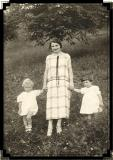 My father,  my grandmother and my aunt. (1923)