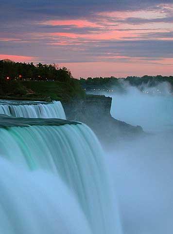 Niagara Falls at Twilight3