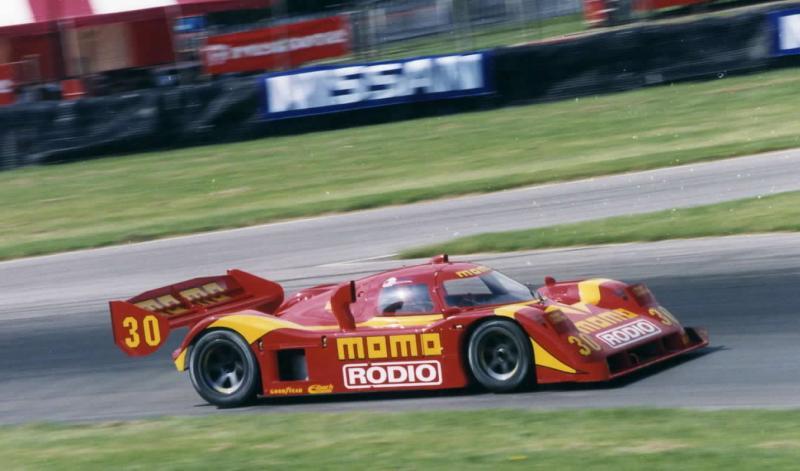3rd Gianpiero Moretti/Derek Bell   Nissan NPT