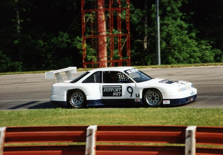 10th  3rd GTU Henry Camferdam   Mazda MX^