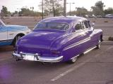 purple Ford lead sled