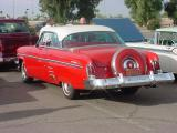 Mercury 1954 bumper.