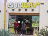 Subway sandwich shop  928-684-3300