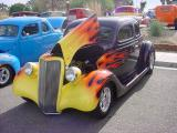 Collection of 2000 car show photos