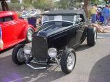 black convertible