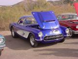 Corvette look at grill2003 Wickenburg rodrun