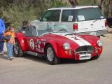 red Ford Cobra # 7