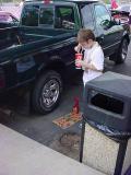 green truck club  Harry shine & clean