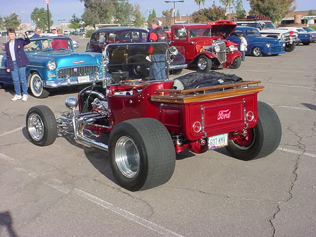 1923 Ford <br>T Bucket Roadster