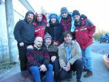 Raduno invernale  Fiume Vara - Dicembre 2003., l'ultimo di Max