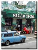 Health Store and mini