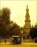 Spain Square in Sevilla - Spain - 9