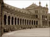 Spain Square in Sevilla - Spain - 7