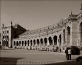Spain Square in Sevilla - Spain - 12